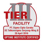 serpong tier III facility DC B
